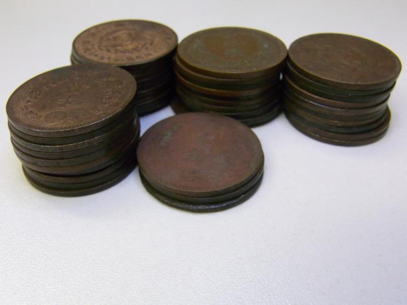 半銭銅貨 買取 さいたま市 おたからや岩槻店