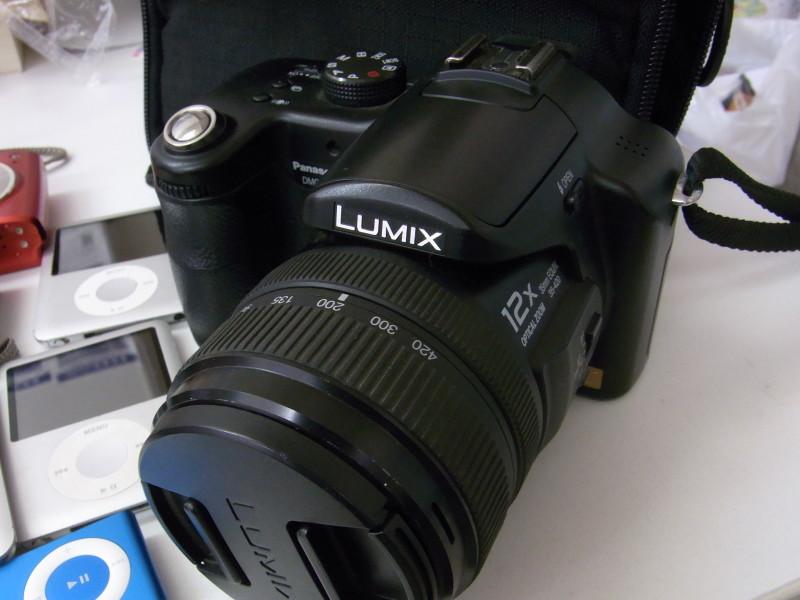 LUMIX DMC-FZ30 一眼レフ 買取 さいたま市