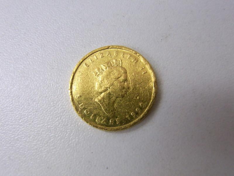 カナダメイプルリーフ金貨表 買取 さいたま市
