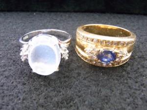 K18やPt900のリング 買取
