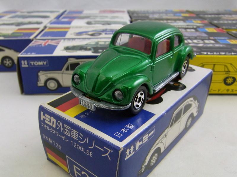 トミカ外国車シリーズF20フォルクスワーゲン1200LSE 買取 さいたま市
