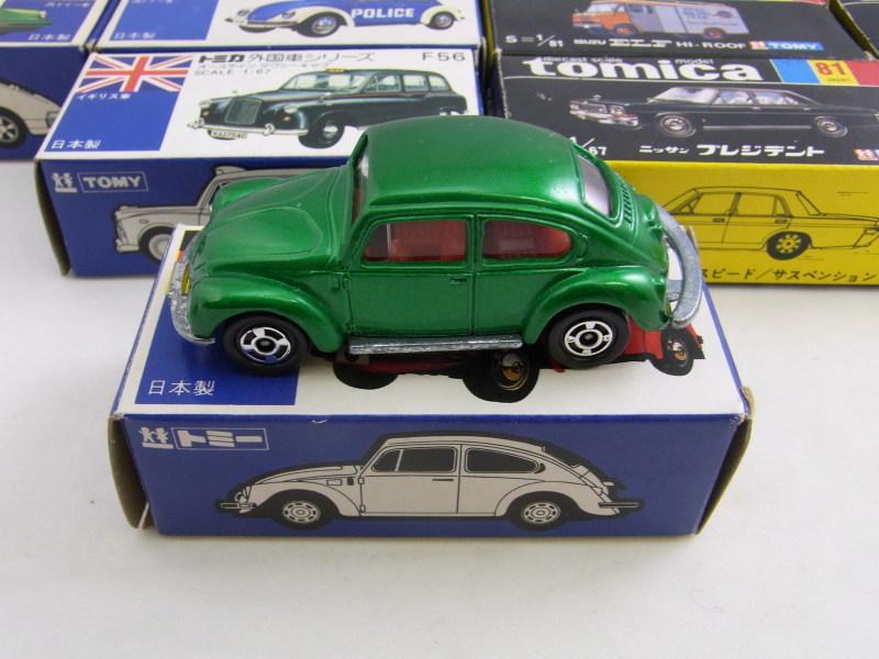 トミカ外国車シリーズF20フォルクスワーゲン1200LSE ミニカー買取 さいたま市