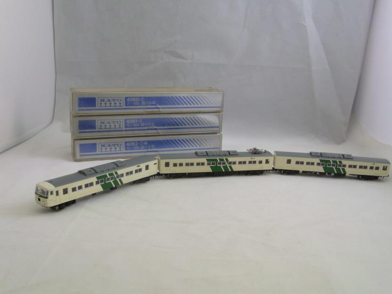 鉄道模型買取 Nゲージシリーズ踊り子号(メーカー:KATO)
