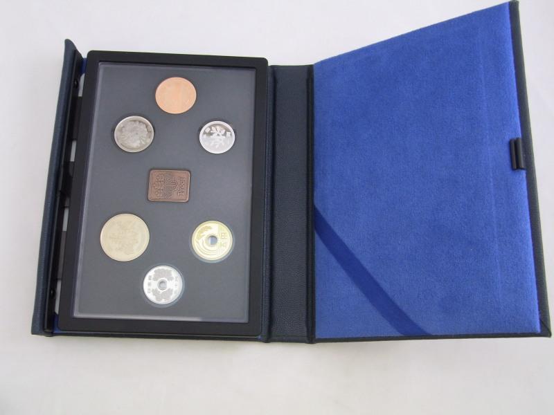 2001プルーフコインセット中 買取