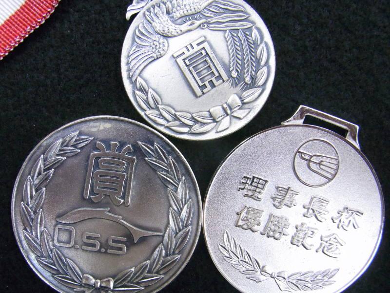 記念メダル 銀買取 さいたま市