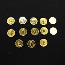 メイプルリーフ金貨をインゴット買取価格でお買取 さいたま市