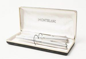 モンブラン クラシック ボールペン1866 万年筆1266セット