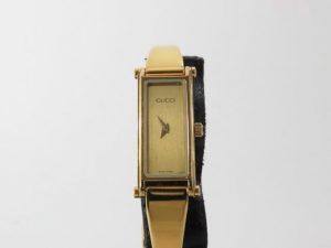 GUCCI レディース腕時計 1500 ゴールド