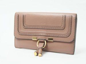 クロエ マーシー 財布